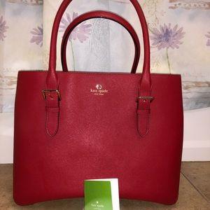 Kate Spade Cove Street Ariel handbag 👜💜